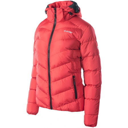 Women's quilted jacket - Hi-Tec LADY FISA - 3