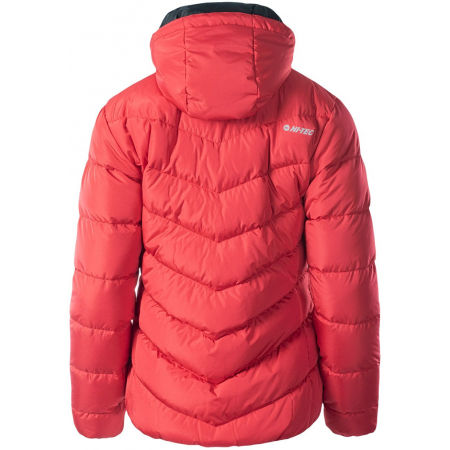 Women's quilted jacket - Hi-Tec LADY FISA - 2
