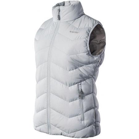 Women's winter waistcoat - Hi-Tec LADY GRENADA - 3