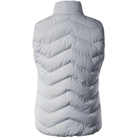 Women's winter waistcoat - Hi-Tec LADY GRENADA - 2