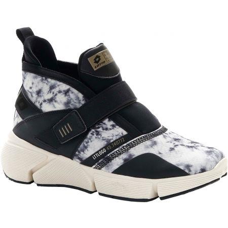 Lotto LIBRA AMF MID PRT W - Dámská volnočasová obuv