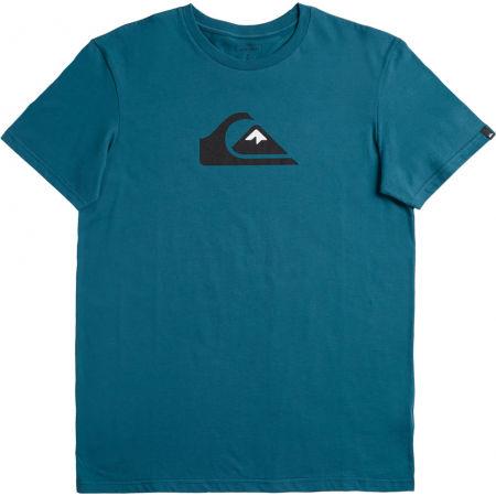Men's T-shirt - Quiksilver COMP LOGO SS - 1