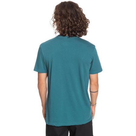 Koszulka męska - Quiksilver COMP LOGO SS - 3