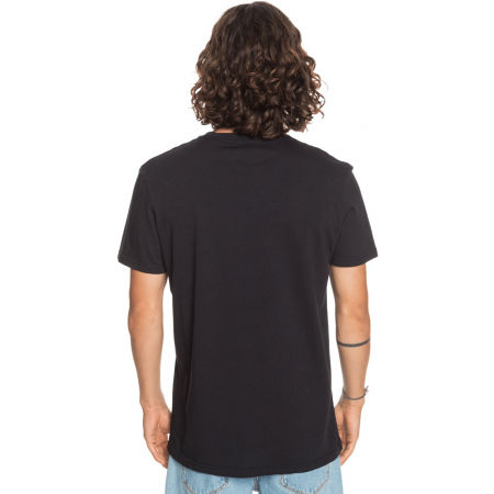 Men's T-shirt - Quiksilver COMP LOGO SS - 3