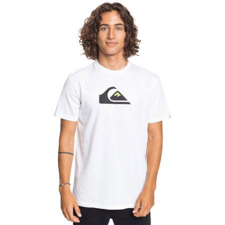 Tricou pentru bărbați - Quiksilver COMP LOGO SS - 2