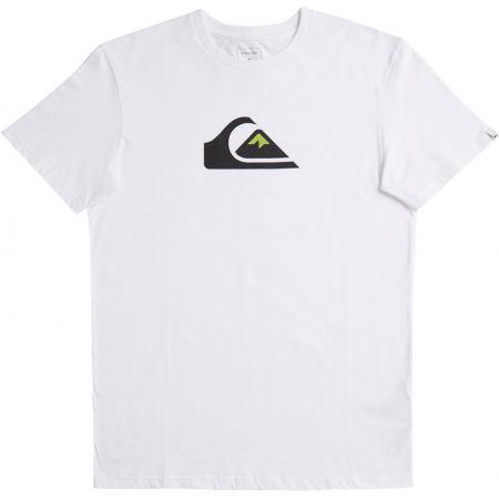 Tricou pentru bărbați - Quiksilver COMP LOGO SS - 1