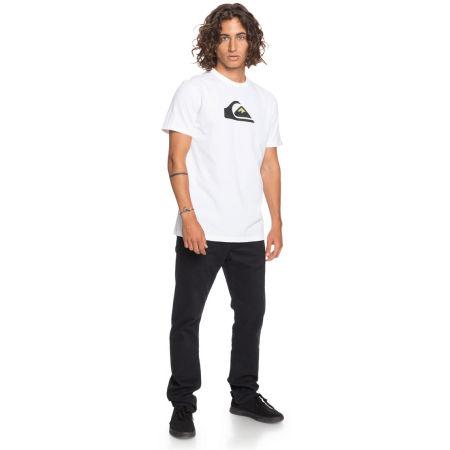 Tricou pentru bărbați - Quiksilver COMP LOGO SS - 4