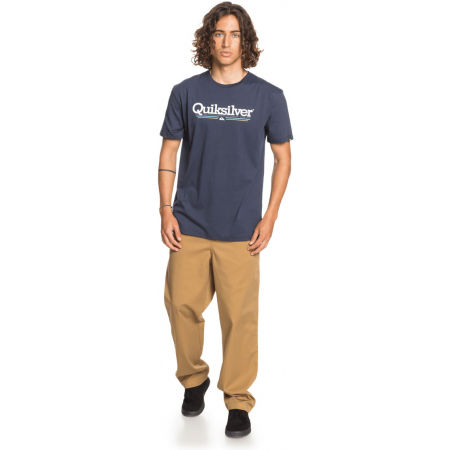 Men's T-shirt - Quiksilver TROPICAL LINES SS - 4