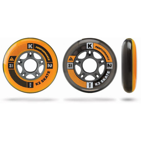 Set roți - K2 84 MM WHEEL 4 PACK