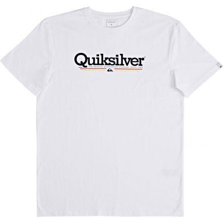 Men's T-shirt - Quiksilver TROPICAL LINES SS - 1