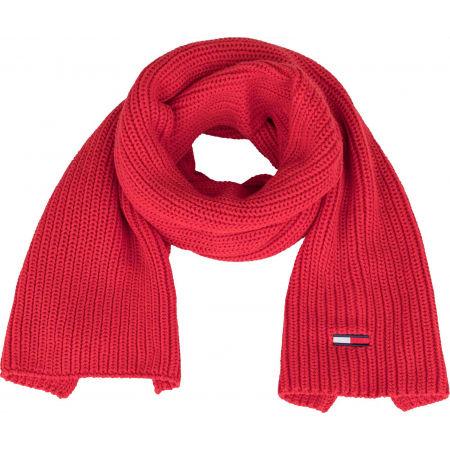 Tommy Hilfiger TJM BASIC FLAG RIB SCARF - Men's scarf