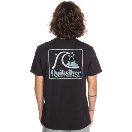 Tricou pentru bărbați - Quiksilver BEACH TONES SS - 4