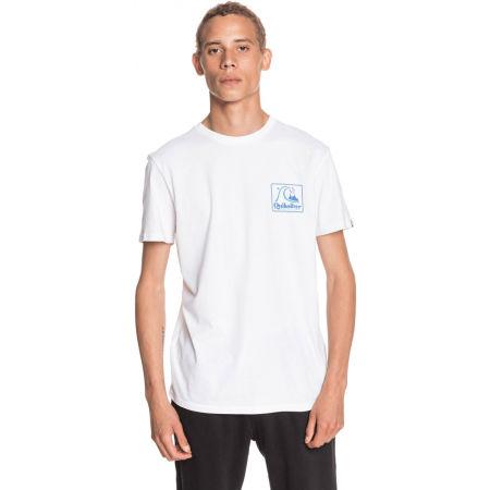 Pánske tričko - Quiksilver BEACH TONES SS - 1