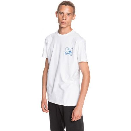 Pánske tričko - Quiksilver BEACH TONES SS - 2