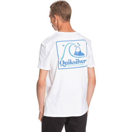 Pánske tričko - Quiksilver BEACH TONES SS - 3