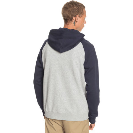 Men's sweatshirt - Quiksilver EVERYDAY ZIP - 2