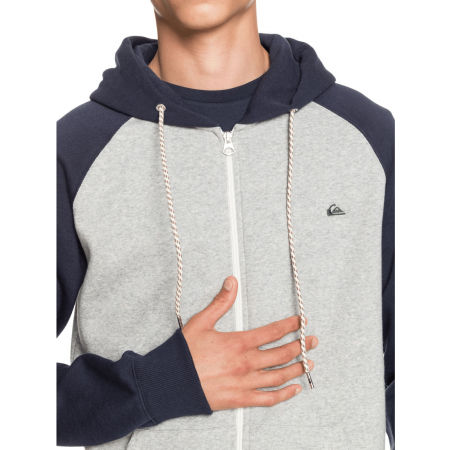Men's sweatshirt - Quiksilver EVERYDAY ZIP - 3