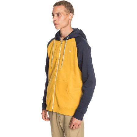 Men's sweatshirt - Quiksilver EVERYDAY ZIP - 2