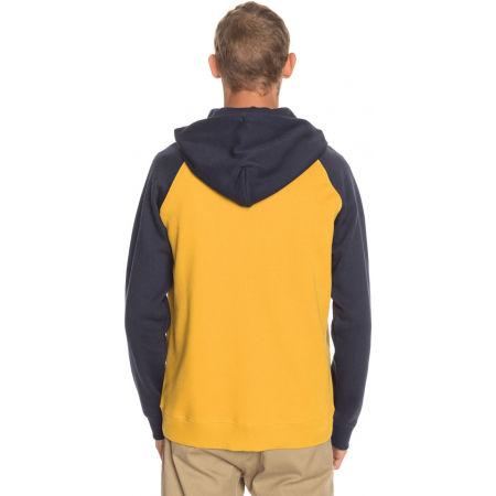 Men's sweatshirt - Quiksilver EVERYDAY ZIP - 3