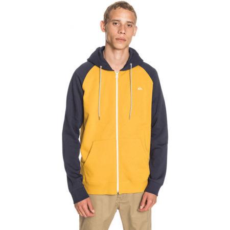 Men's sweatshirt - Quiksilver EVERYDAY ZIP - 1