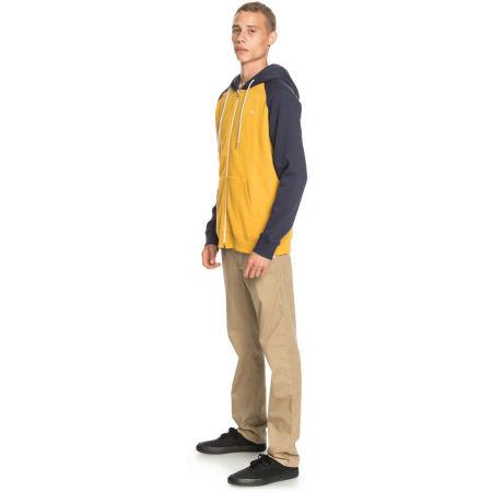 Men's sweatshirt - Quiksilver EVERYDAY ZIP - 5
