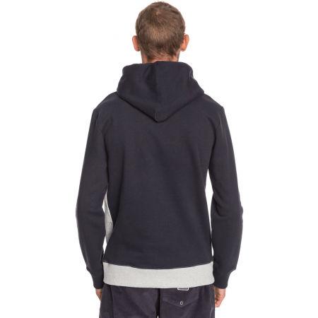 Men's sweatshirt - Quiksilver EMBOSS BLOCK HOODIE - 2