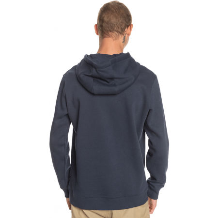 Men's sweatshirt - Quiksilver TROPICAL LINES SCREEN FLEECE - 2