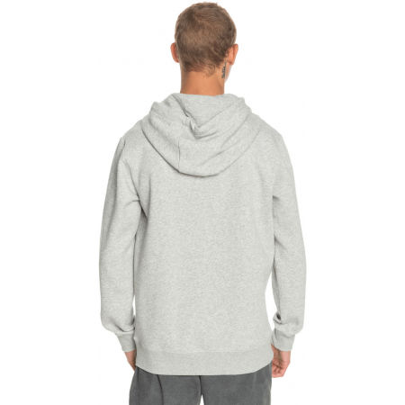 Férfi pulóver - Quiksilver SQUARE ME UP SCREEN FLEECE - 3