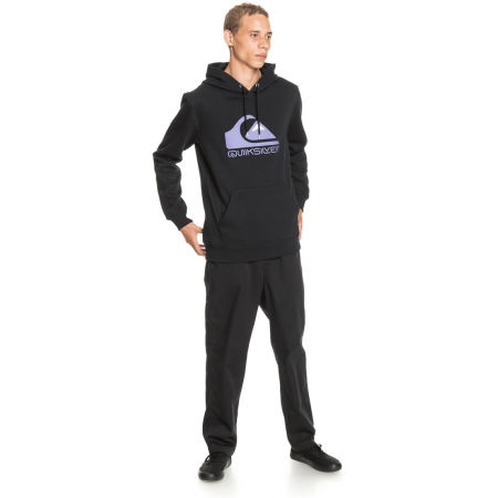 Men's sweatshirt - Quiksilver SQUARE ME UP SCREEN FLEECE - 3