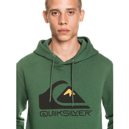 Мъжки суитшърт - Quiksilver SQUARE ME UP SCREEN FLEECE - 4
