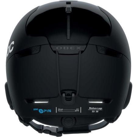 Lyžařská helma - POC OBEX SPIN COMMUNICATION - 4
