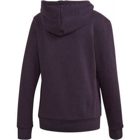Women's hoodie - adidas E LIN OHHD FL - 2