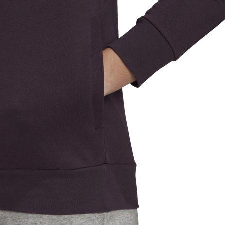 Women's hoodie - adidas E LIN OHHD FL - 10