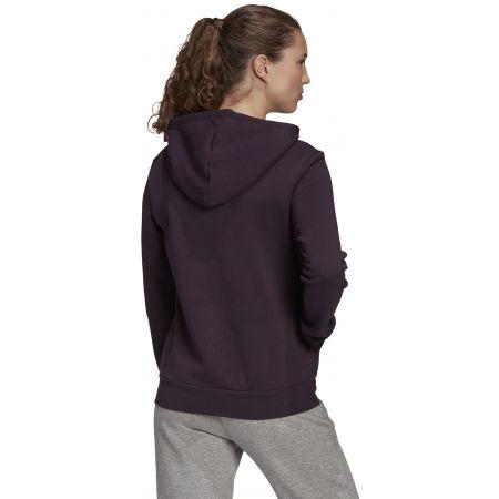 Women's hoodie - adidas E LIN OHHD FL - 7