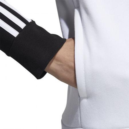 Dámska mikina - adidas WOMENS ESSENTIALS COLORBLOCK FLEECE HOODE - 9