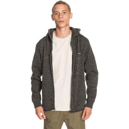 Men's sweatshirt - Quiksilver KELLER ZIP - 3