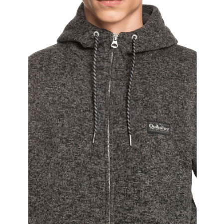 Men's sweatshirt - Quiksilver KELLER ZIP - 5
