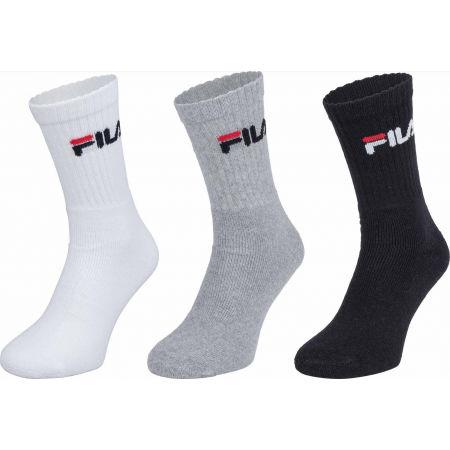Fila UNISEX SPORT 3P - Unisex ponožky