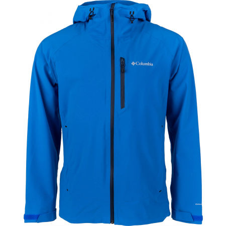 Columbia BEACON TRAIL JACKET - Pánska vodoodolná bunda