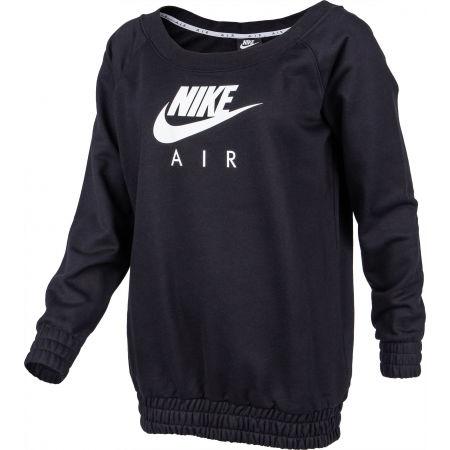 Women's sweatshirt - Nike NSW AIR CREW OS FLC W - 2