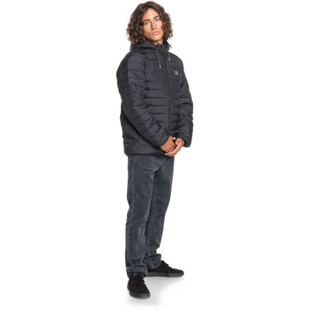 Men's jacket - Quiksilver SCALY HOOD - 6