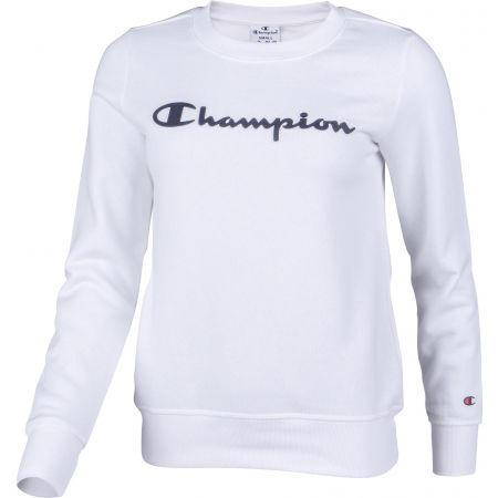 Women's sweatshirt - Champion CREWNECK SWEATSHIRT - 2