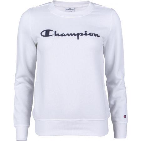 Women's sweatshirt - Champion CREWNECK SWEATSHIRT - 1