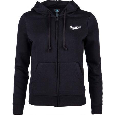 Converse STAR CHEVRON NOVA FZ BB - Women's hoodie