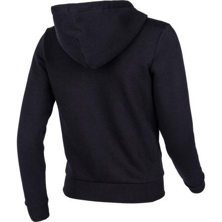 Women's hoodie - Converse STAR CHEVRON NOVA FZ BB - 3