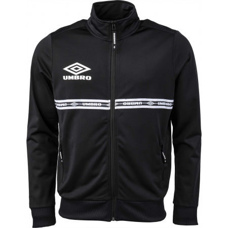 Umbro TAPED TRACK TOP - Pánska mikina