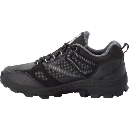 Women's trekking shoes - Jack Wolfskin DOWNHILL TEXAPORE LOW W - 4