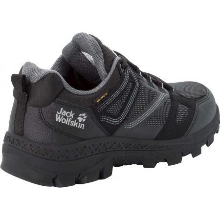 Women's trekking shoes - Jack Wolfskin DOWNHILL TEXAPORE LOW W - 2