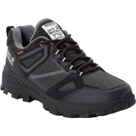 Jack Wolfskin DOWNHILL TEXAPORE LOW W - Women's trekking shoes