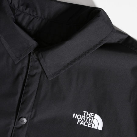 Pánska bunda - The North Face TELEGRAPHIC COACHES JACKET BLK - 4
